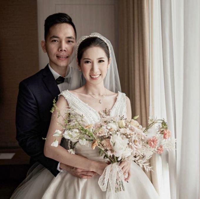 L+N wedding by Flower Getaway - 001