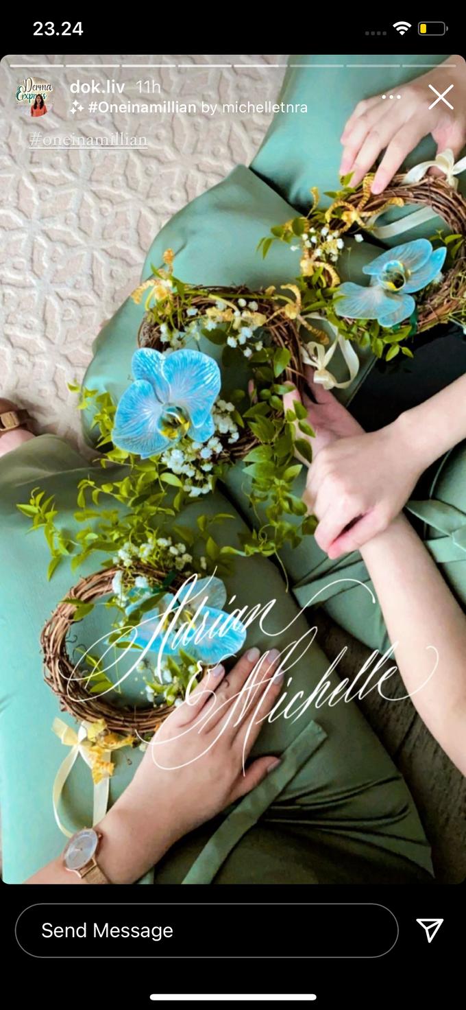 A + M Wedding by Flower Getaway - 001