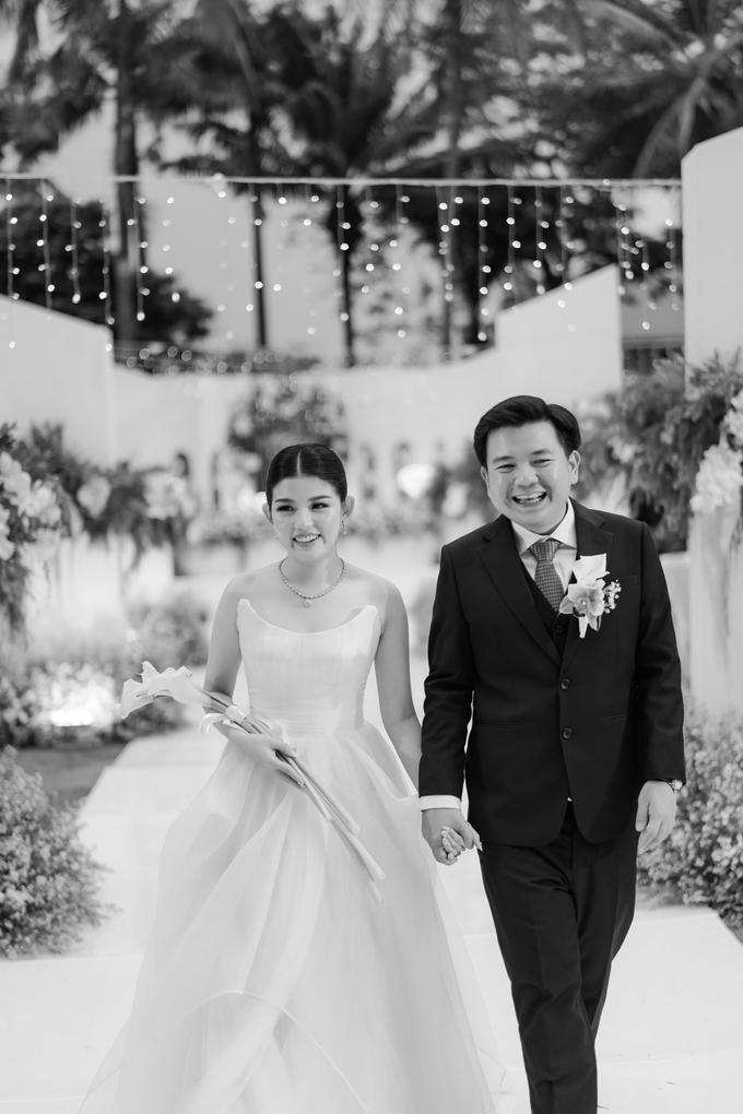 A + M Wedding by Flower Getaway - 003