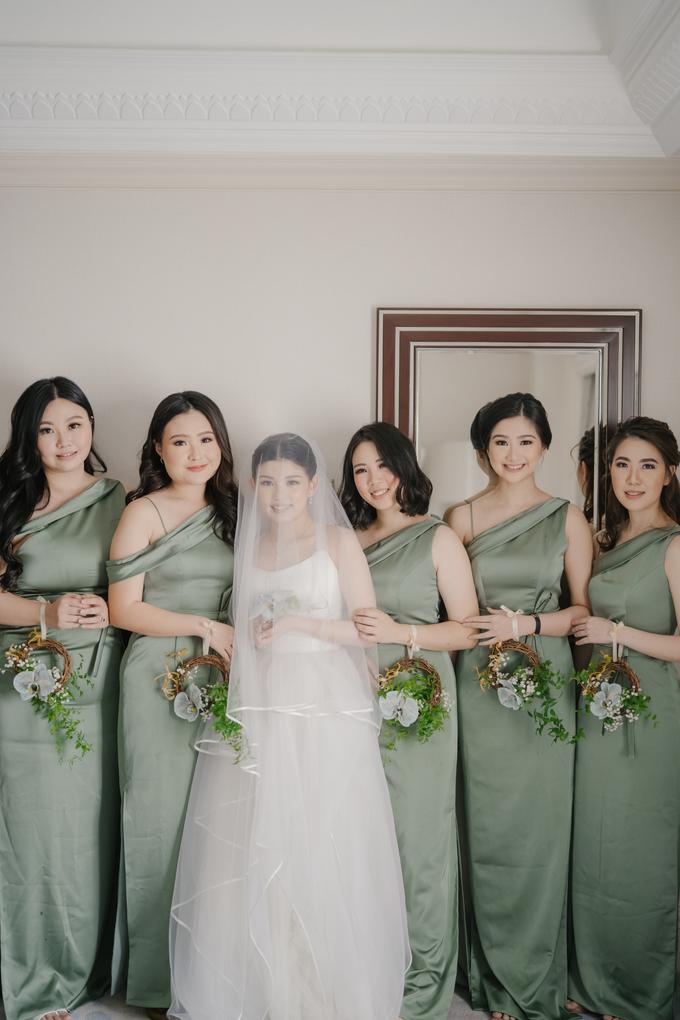 A + M Wedding by Flower Getaway - 006