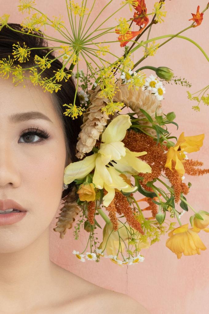 Prewedding Photoshoot Decor by Flower Getaway - 007