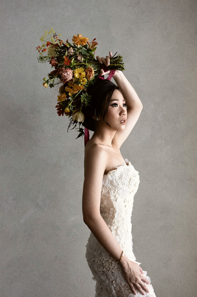 Prewedding Photoshoot Decor by Flower Getaway - 009