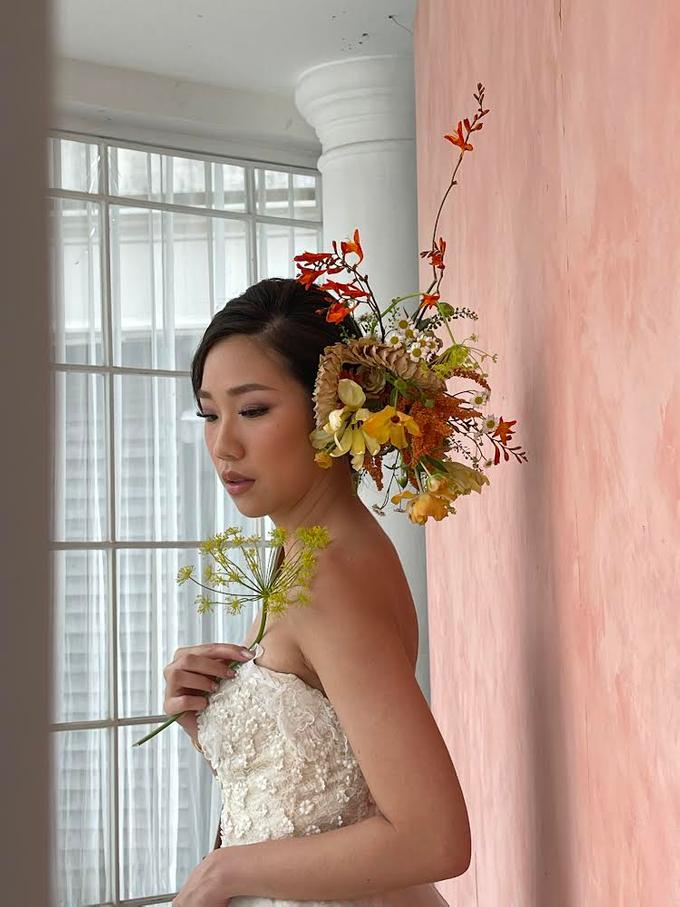Prewedding Photoshoot Decor by Flower Getaway - 010