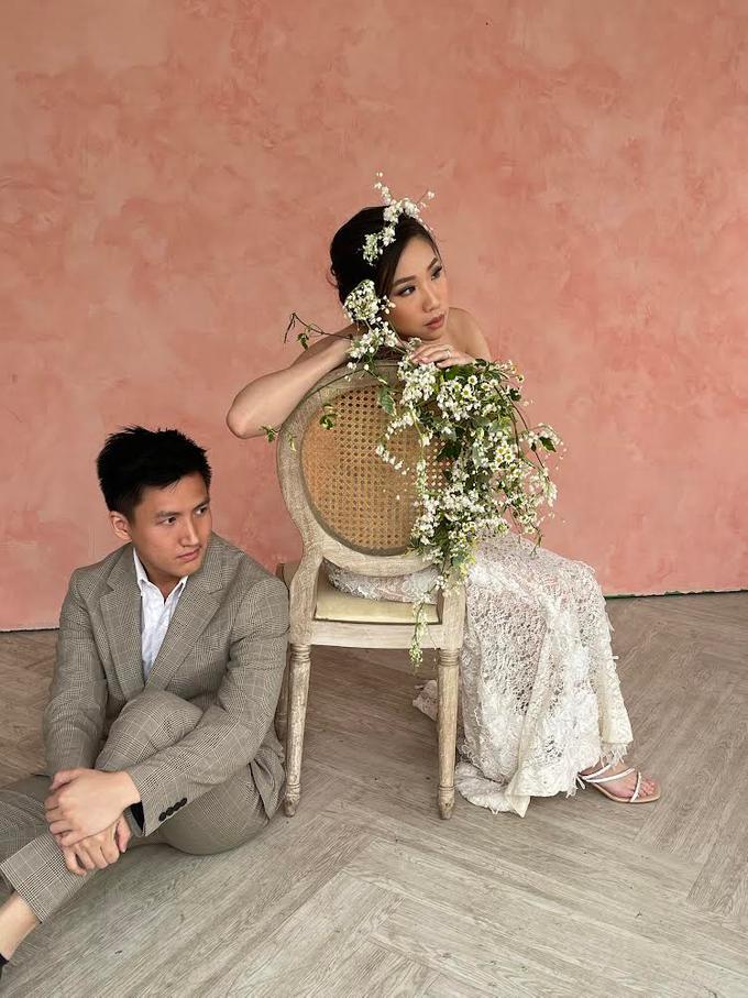 Prewedding Photoshoot Decor by Flower Getaway - 012