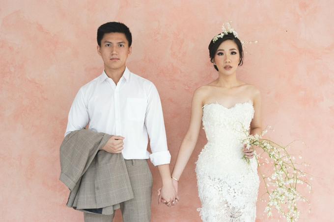 Prewedding Photoshoot Decor by Flower Getaway - 014