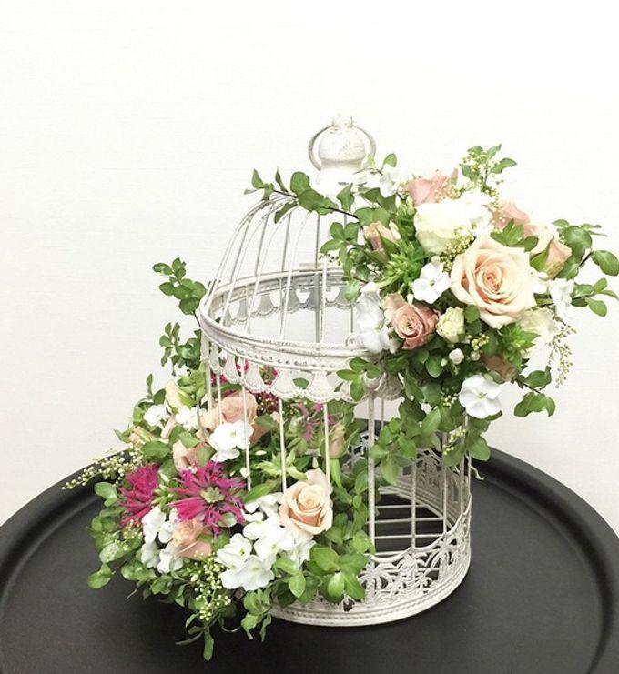 Flower Display by La Belle Vie flower - 004
