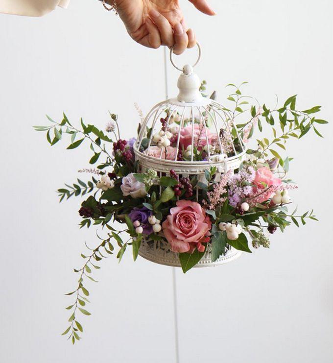 Flower Display by La Belle Vie flower - 001