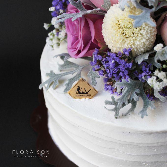 Gateau de Fleur by Floraison - 012