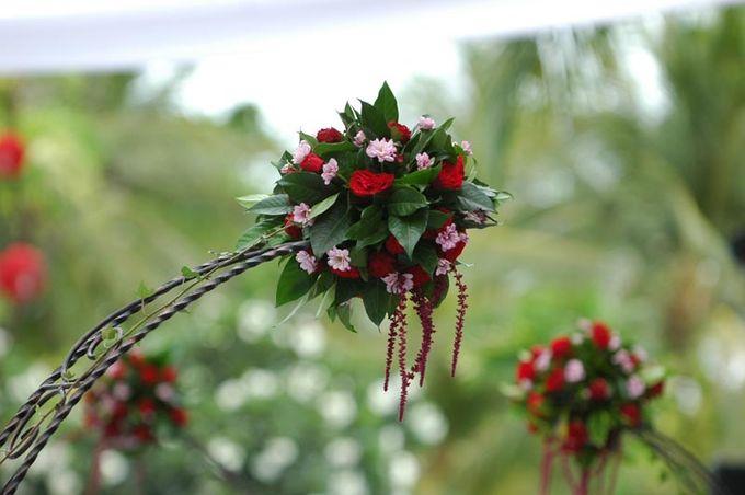 Flowers Decoration by Meliá Bali Indonesia - 007