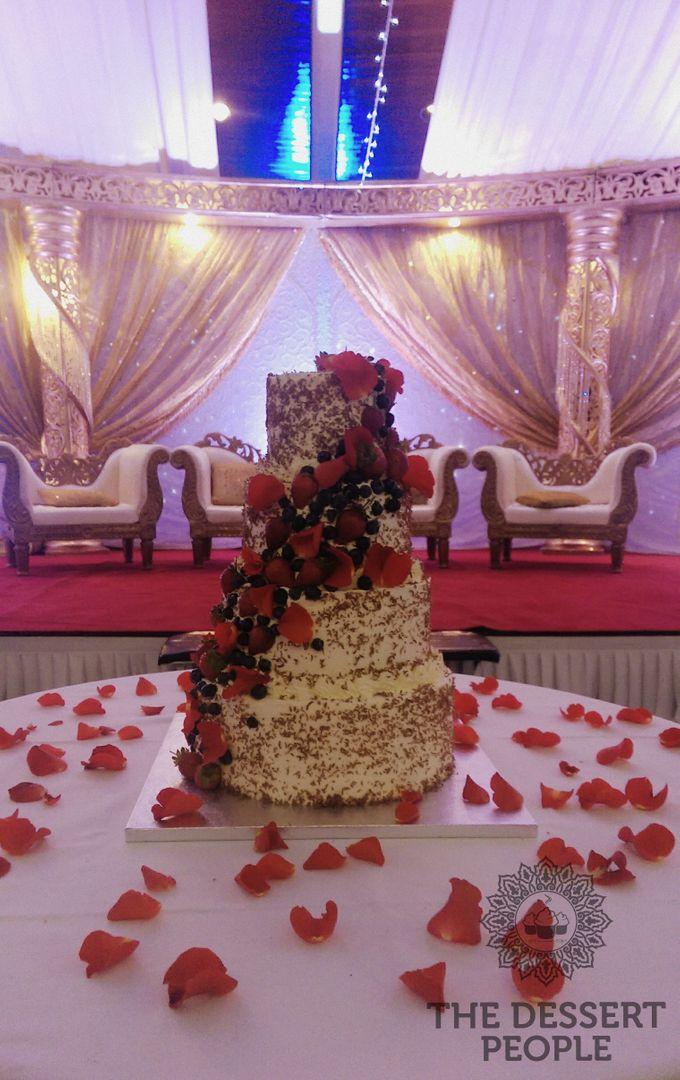 Wedding Dessert Inspiration  by The Dessert People - 005