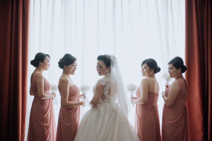 The Wedding of Willy & Christina by williamsaputra - 019