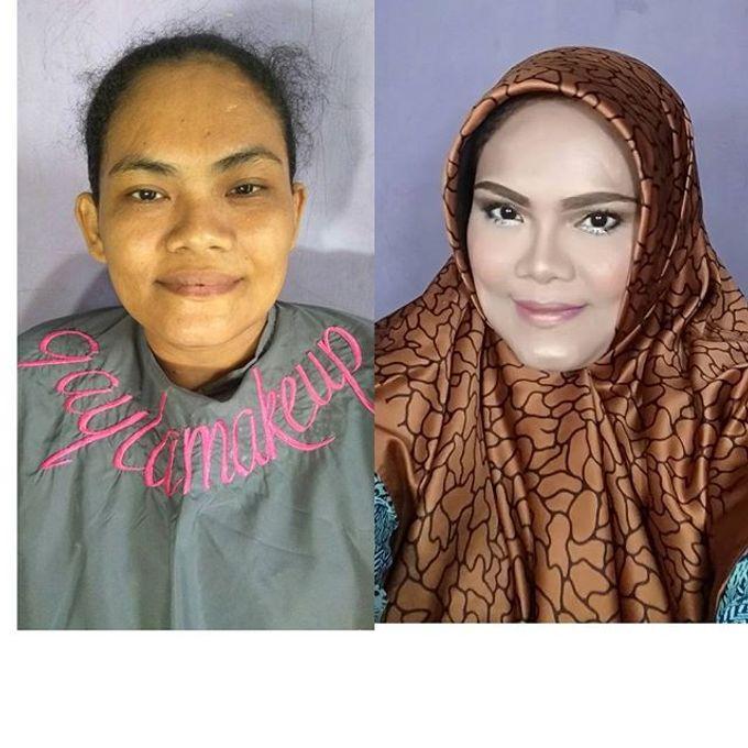 Wedding Make Up, Graduation, And Engagement by qaylamakeup - 009