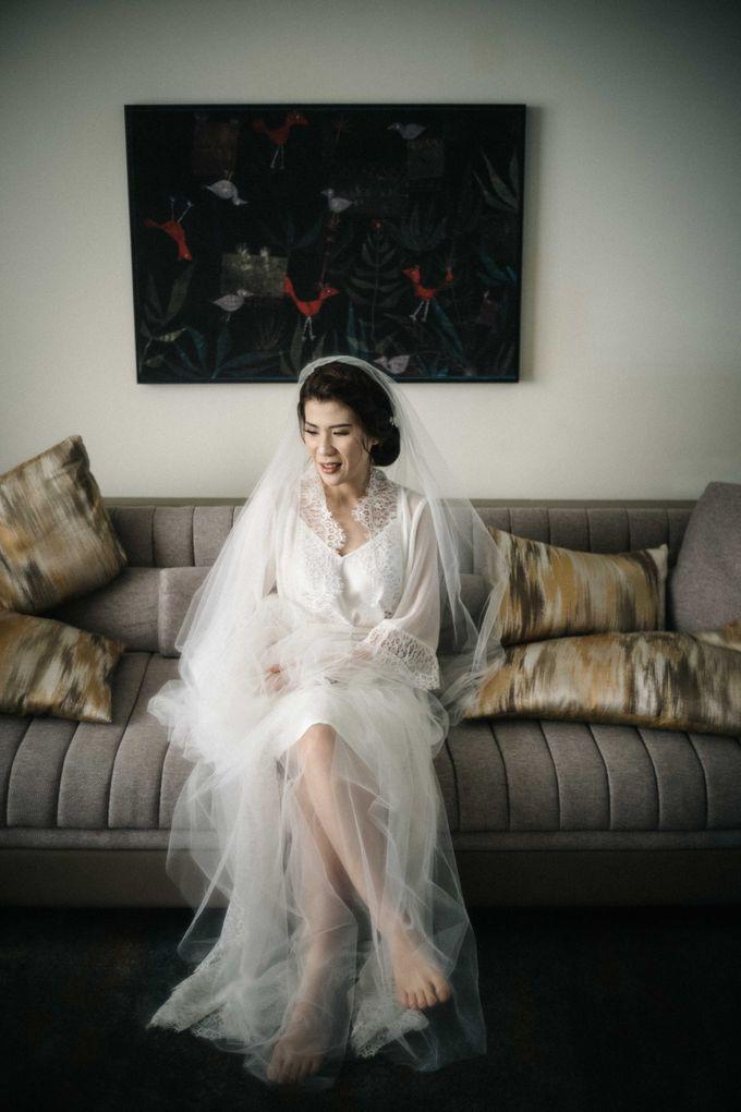 Sheraton Gandaria - Danny & Engelin by White Pearl Decoration - 003