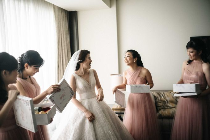 Sheraton Gandaria - Danny & Engelin by Wong Hang Distinguished Tailor - 015
