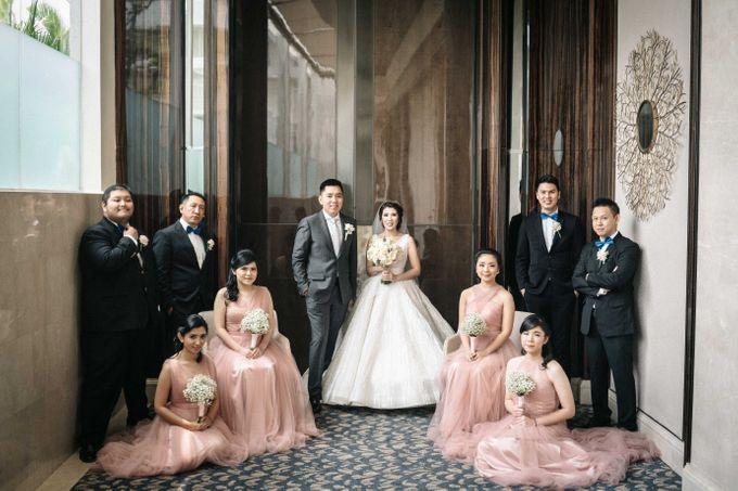 Sheraton Gandaria - Danny & Engelin by Maestro Wedding Organizer - 030