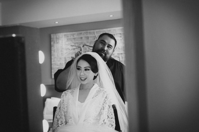 Grandeur Wedding of Johan & Catherine 30th June 2019 by DONNY LIEM The Make Up Art - 002