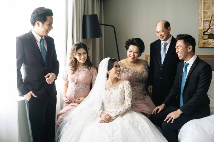 Grandeur Wedding of Johan & Catherine 30th June 2019 by DONNY LIEM The Make Up Art - 009