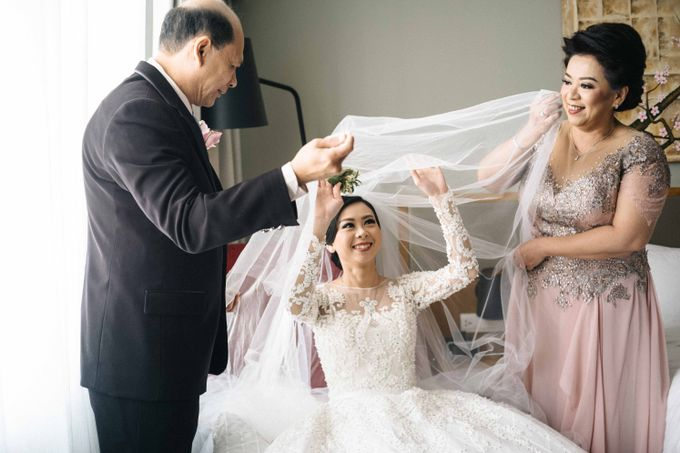 Grandeur Wedding of Johan & Catherine 30th June 2019 by AS2 Wedding Organizer - 010