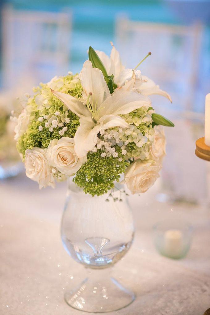 Romantic Dinner by d'Oasis Florist & Decoration - 014