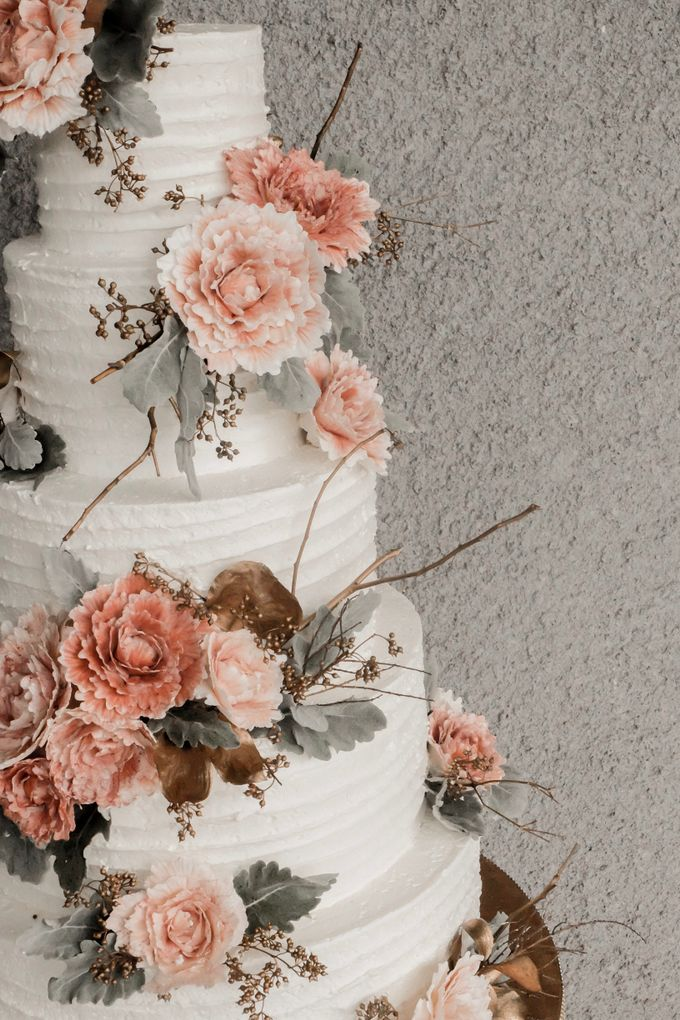 The Wedding of Winson & Jennifer by KAIA Cakes & Co. - 008