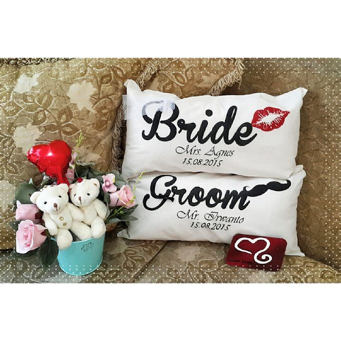 Wedding Pillow by Sweetlovecollection - 023