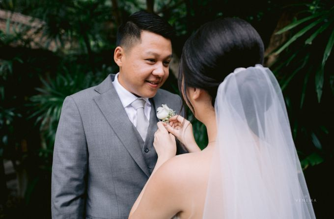 Adi & Agnes by Twogather Wedding Planner - 016