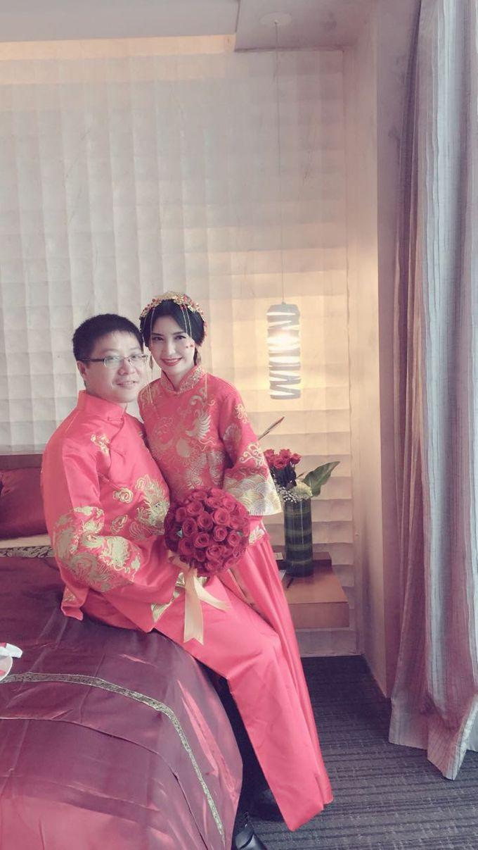 Wedding Zhang Bei & Olivia by Fenny Yang Wedding Planner - 011