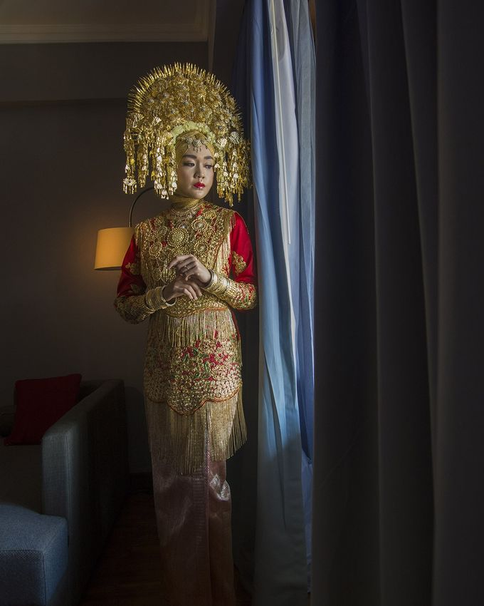 Niko + Lisa Kota Bukittinggi by RAP Wedding - 015