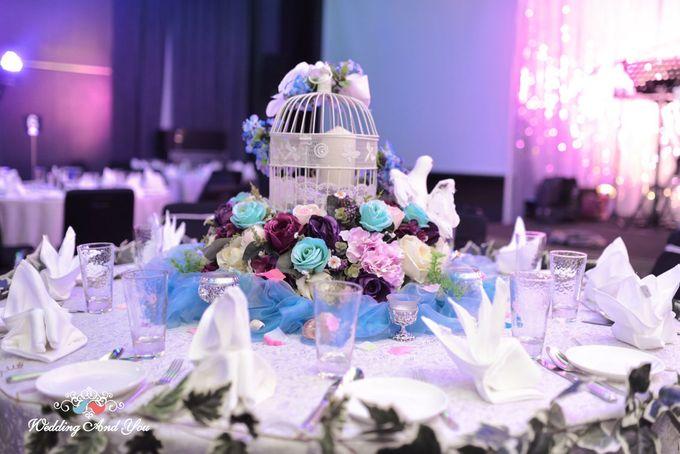 VIP Table Setting by Wedding And You - 009