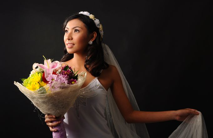 My Brides by CHIQUI DINGCONG: Maquillage Professionnel - 005