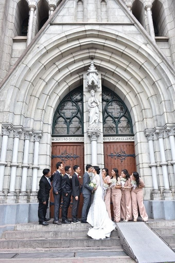 Stephen & Tania Wedding by Thepotomoto Photography - 004