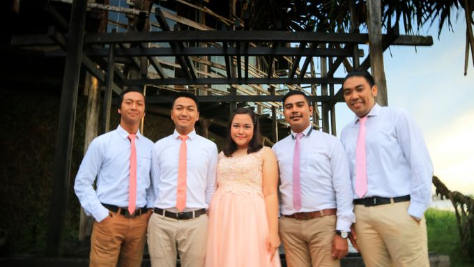 Dian & Ramond Wedding Reception by Middle-Hi Band - 003
