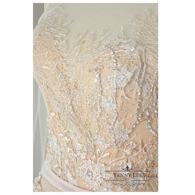Fora Party Dress by Yenny Lee Bridal Couture - 002
