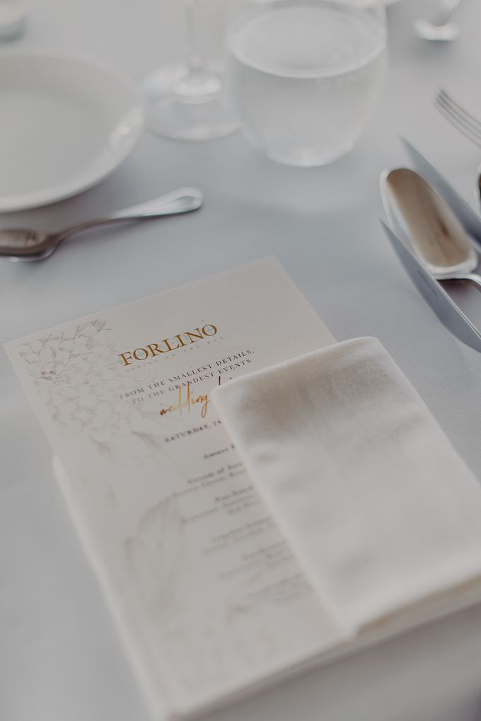 From the Smallest Details to the Grandest Events Wedding Fair by Forlino Dining on the Bay - 005