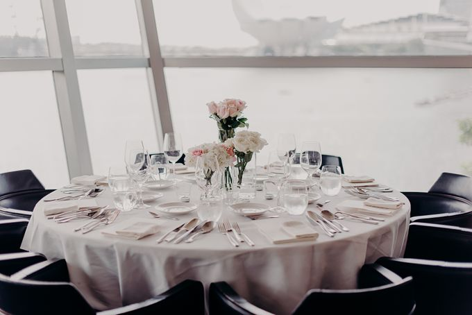 From the Smallest Details to the Grandest Events Wedding Fair by Forlino Dining on the Bay - 006