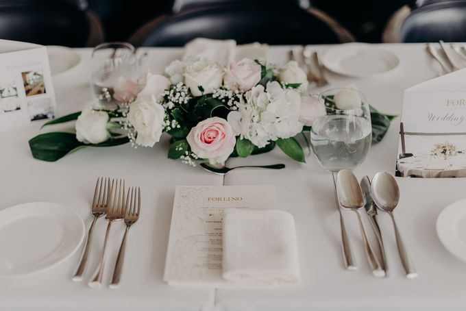 From the Smallest Details to the Grandest Events Wedding Fair by Forlino Dining on the Bay - 008