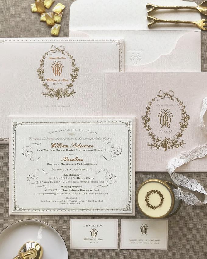 William rosalina custom wedding invitation by fornia design add to board william rosalina custom wedding invitation by fornia design invitation 001 stopboris Images