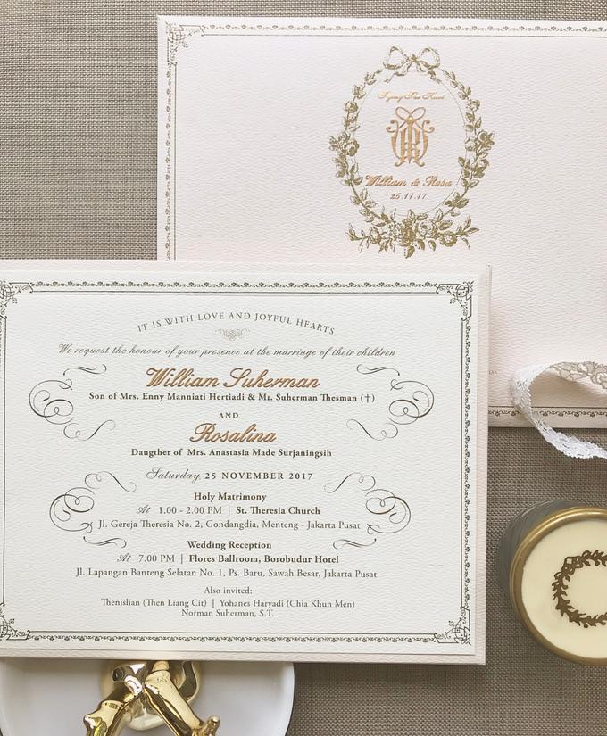 William rosalina custom wedding invitation by fornia design add to board william rosalina custom wedding invitation by fornia design invitation 002 stopboris Images