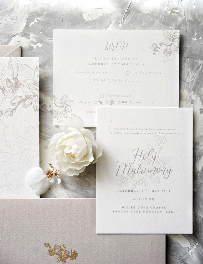 Kris & Helena by Fornia Design Invitation - 006