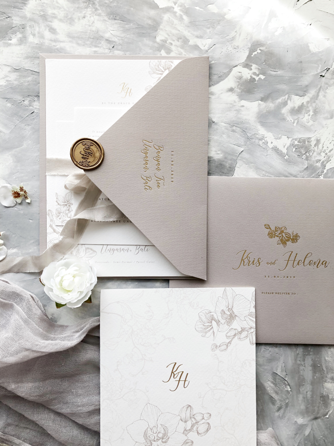 Kris & Helena by Fornia Design Invitation - 008