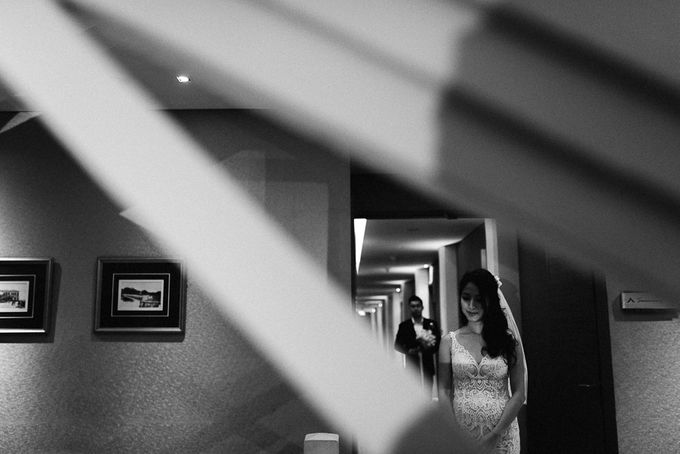 Fort Canning Hotel Wedding Kelvin and Fiona by Hotel Fort Canning - 001