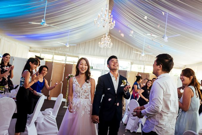 Fort Canning Hotel Wedding Kelvin and Fiona by Hotel Fort Canning - 005
