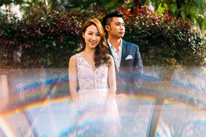 Fort Canning Hotel Wedding Kelvin and Fiona by Hotel Fort Canning - 006