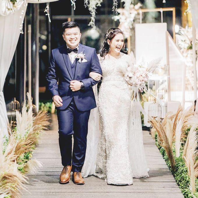 The Wedding of  Winston & Inez by Bloom Gift - 002