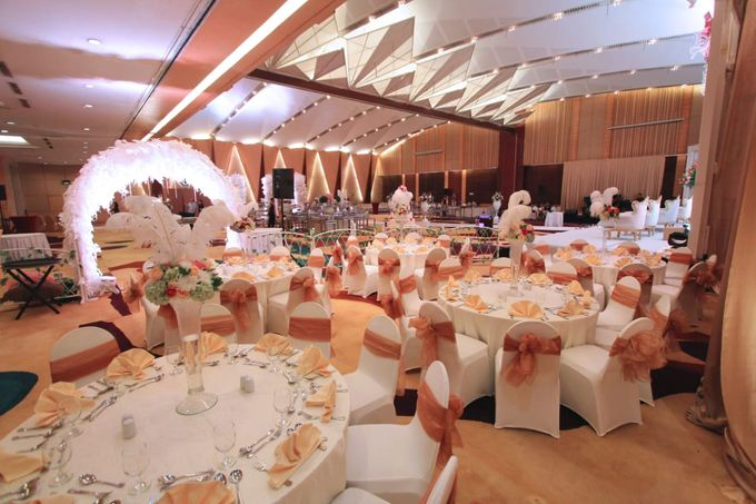 Premium Intimate Wedding at Bidakara by Bright Wedding Jakarta - 004