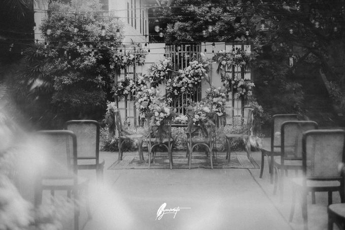 The Wedding of Astri & Edp di Cafe Manglayang by Decor Everywhere - 005