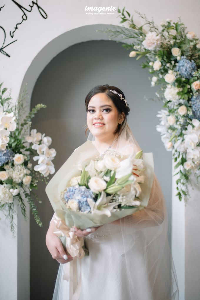 Della Randy Wedding by Chandira Wedding Organizer - 001
