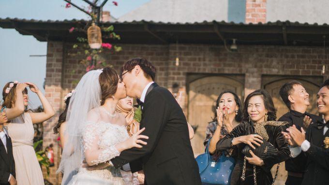 William & Su Yeon by Double Happiness Wedding Organizer - 019