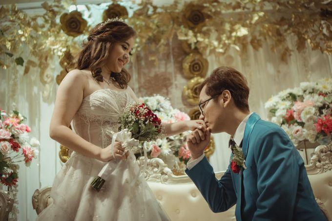 William & Su Yeon by Double Happiness Wedding Organizer - 016