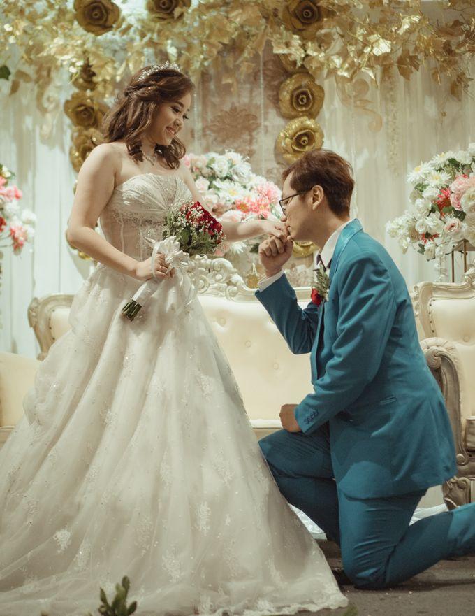 William & Su Yeon by Double Happiness Wedding Organizer - 017